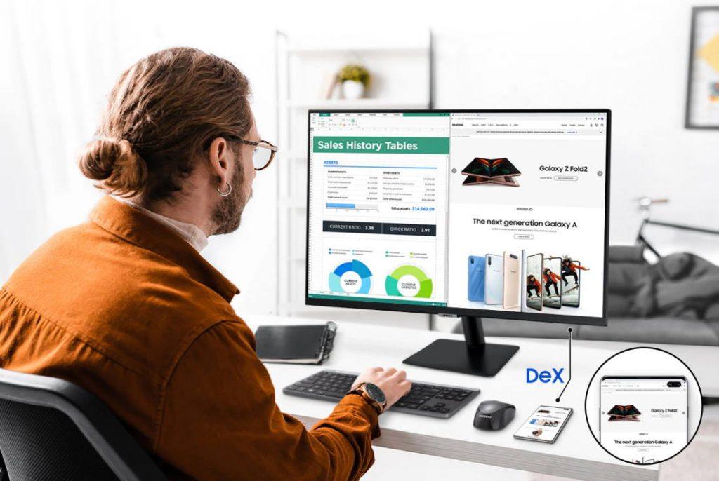 Kelebihan Samsung Smart Monitor M7