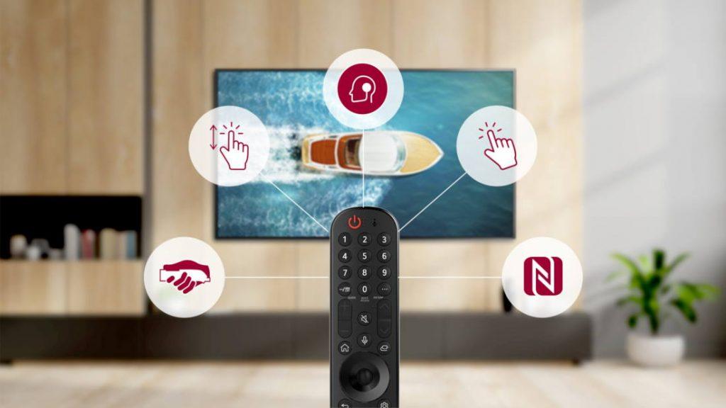 LG Magic Remote WebOS