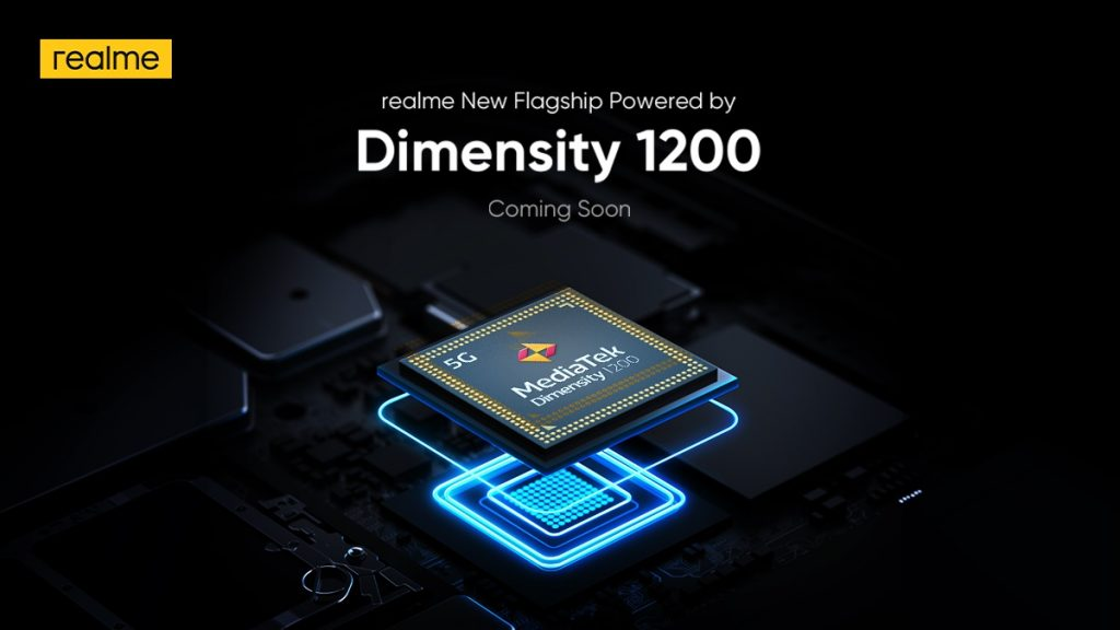 realme MediaTek Dimensity 1200