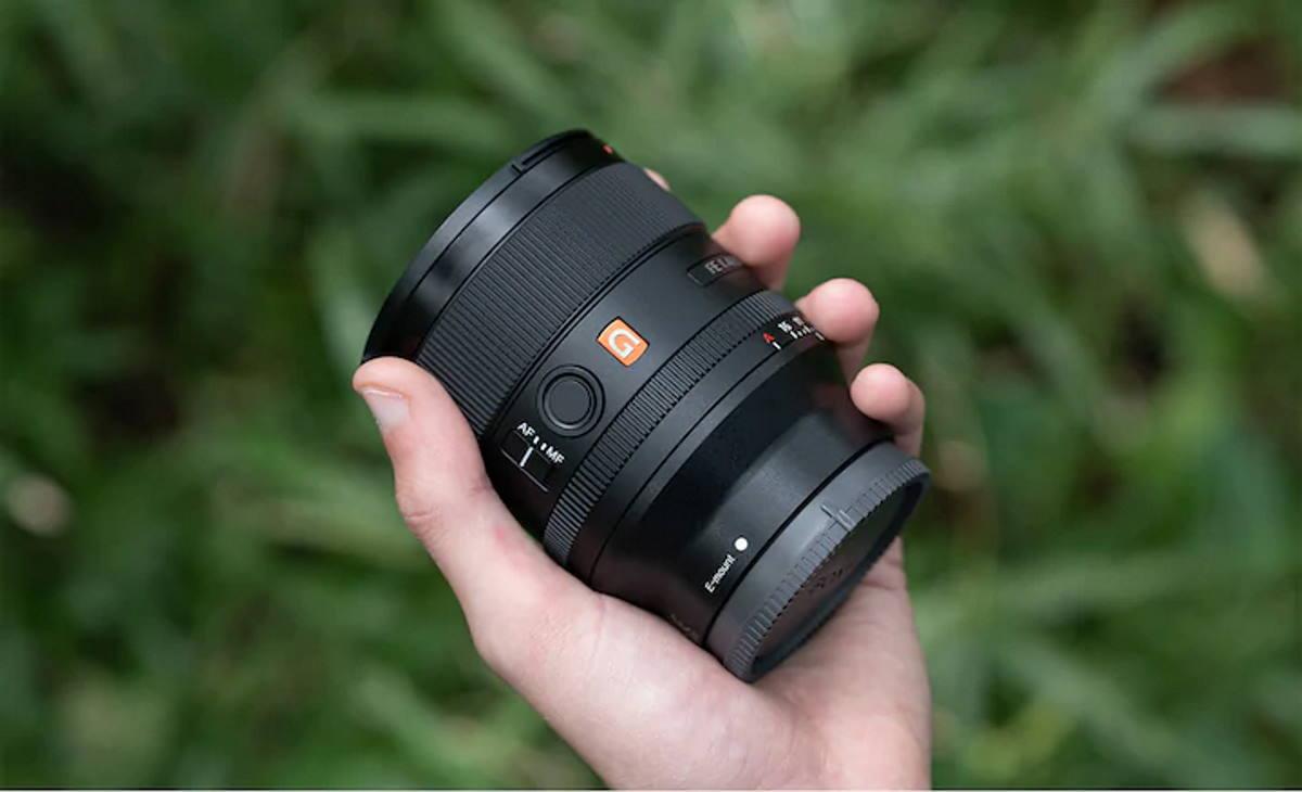 lensa Sony FE 35mm F1.4 GM