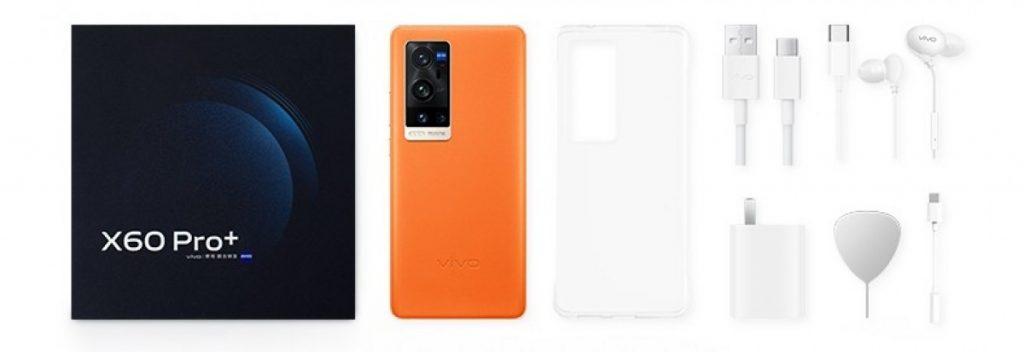 Paket penjualan vivo X60 Pro+