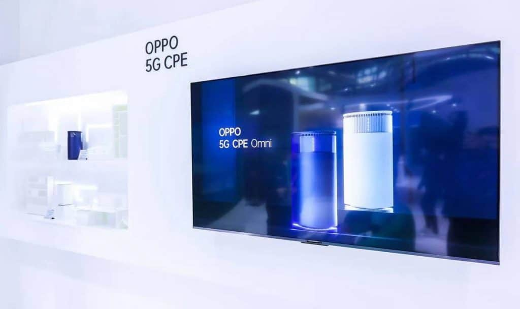 04 5G CPE OPPO MWCS 21