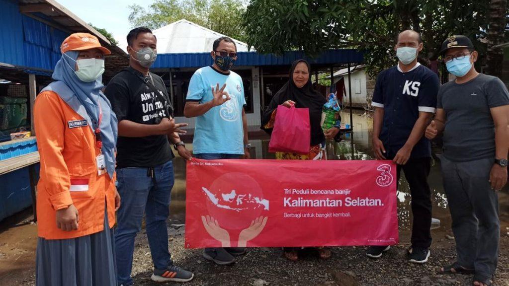 bantuan 3 Indonesia Kalimantan Selatan