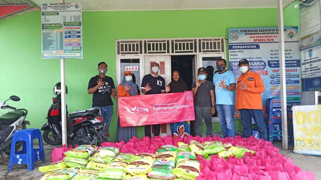 3 Indonesia bencana kalsel sulbar