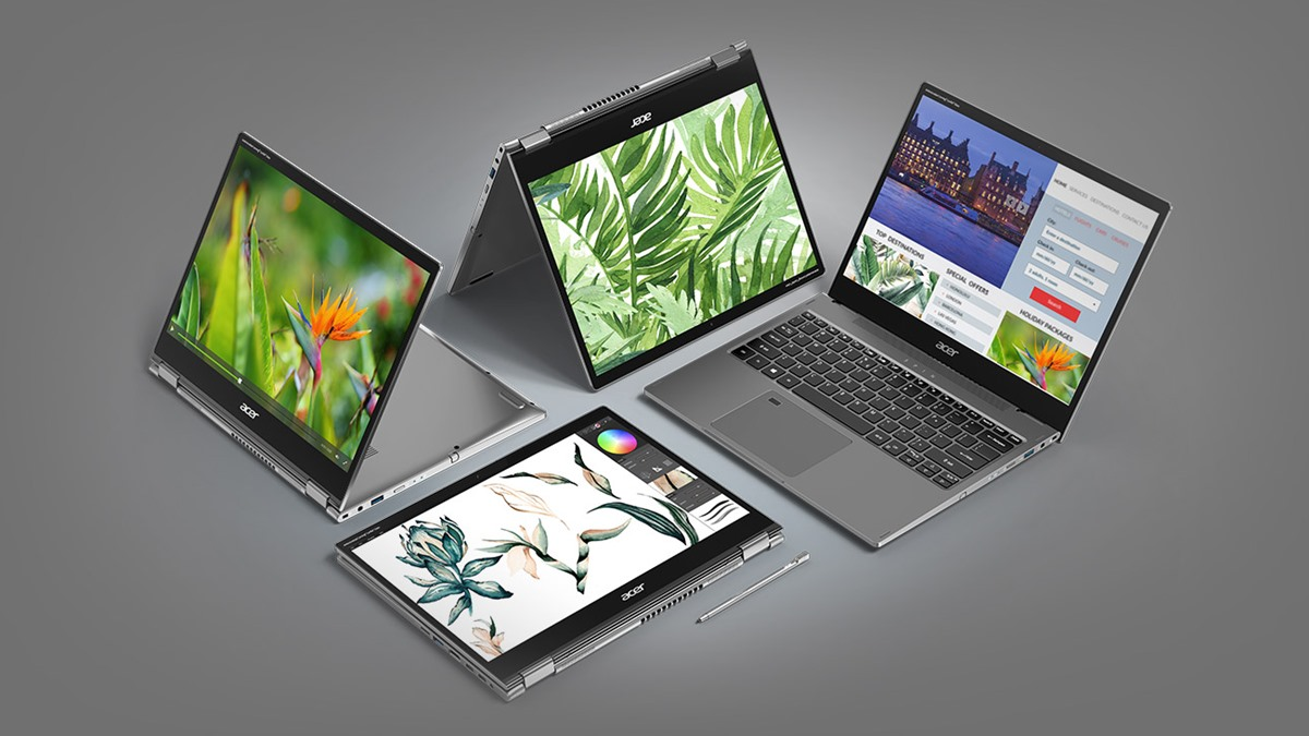 Acer Spin 5 Lite