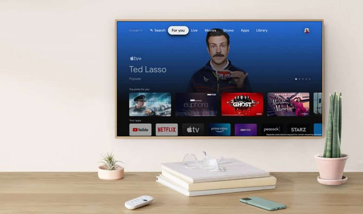 Apple TV Android TV