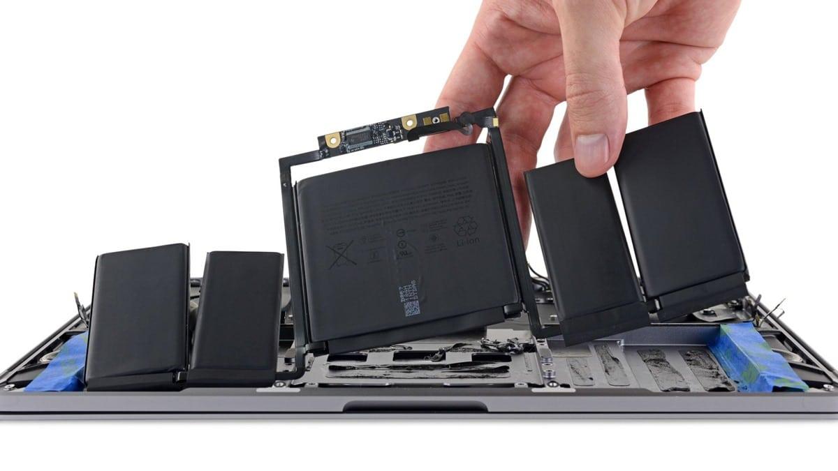 Baterai MacBook Pro 2016