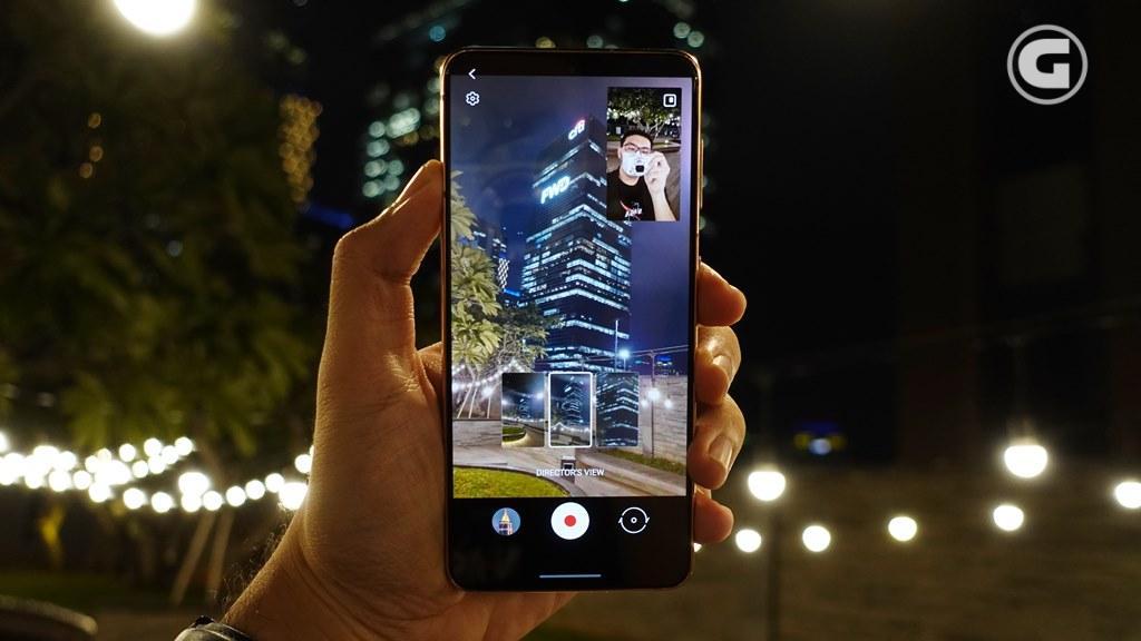 Kamera Galaxy S21