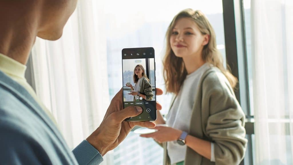 Galaxy S21 Series 5G - Portrait