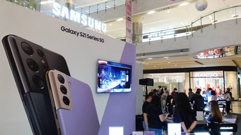 Galaxy S21 Series Consumer Launch