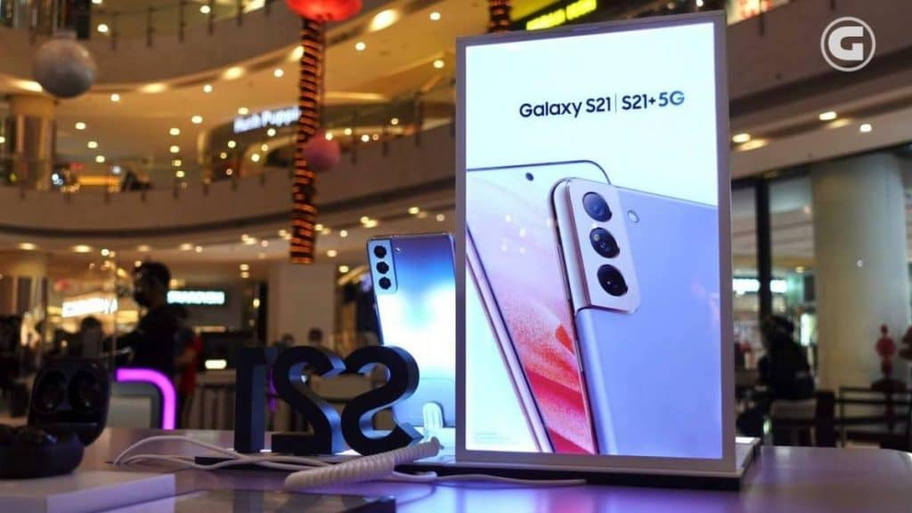 Galaxy S21 consumer