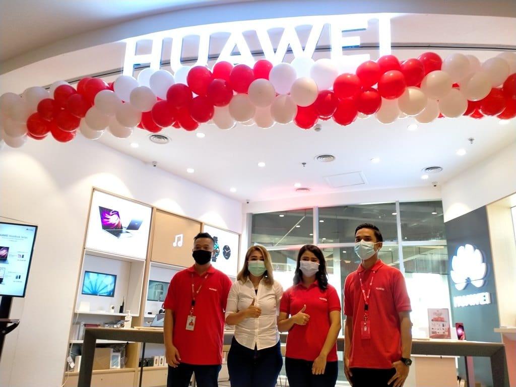 Huawei High End Experience Shop