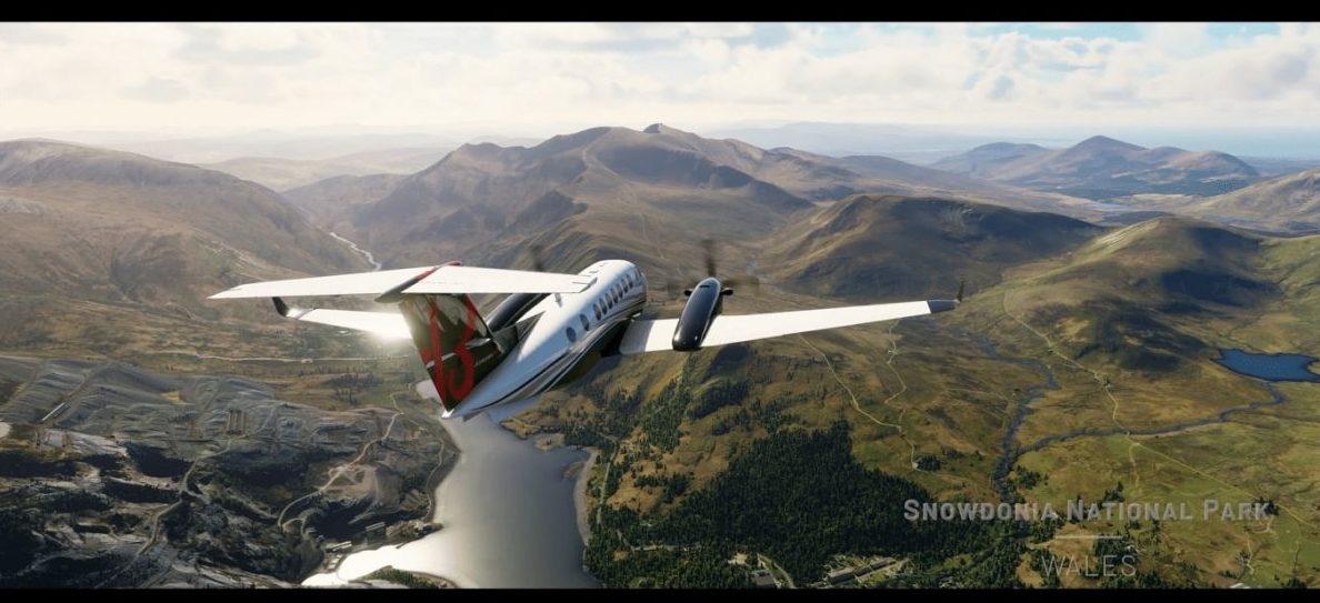 Microsoft Flight Simulation