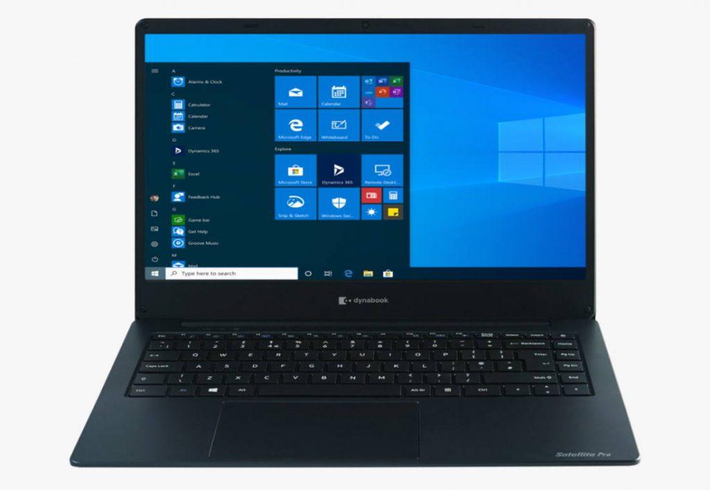 Harga Laptop Dynabook Satellite Pro C40-H