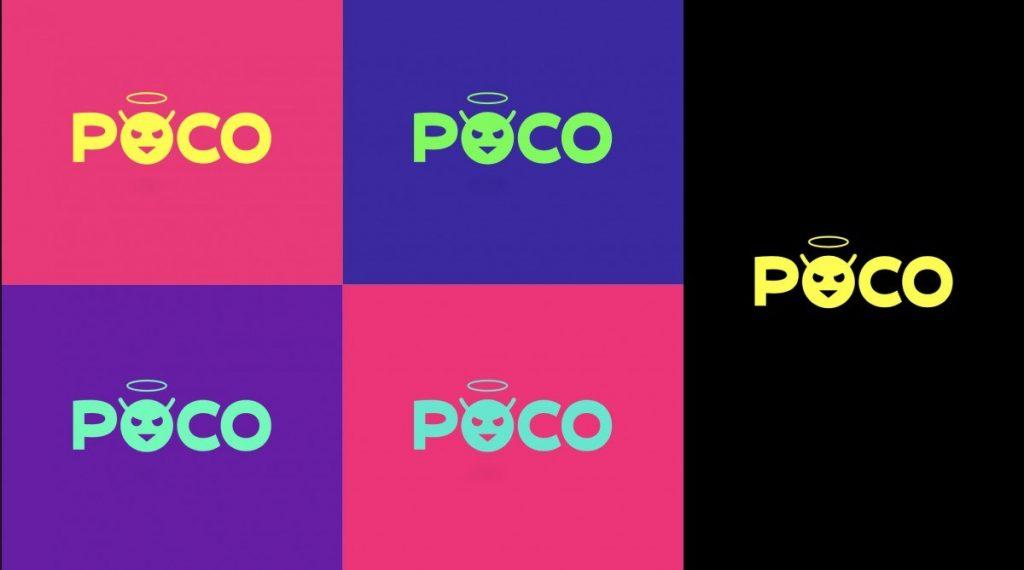 Logo baru Poco