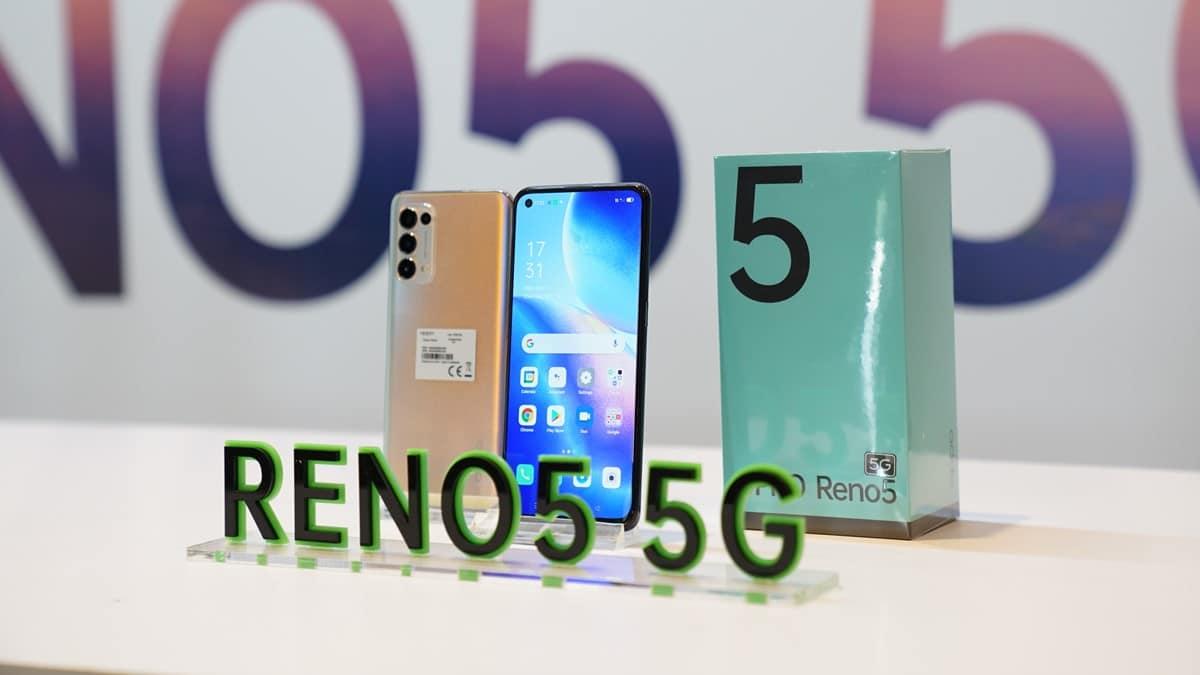 OPPO Reno5 5G - OPPO 5G Academy