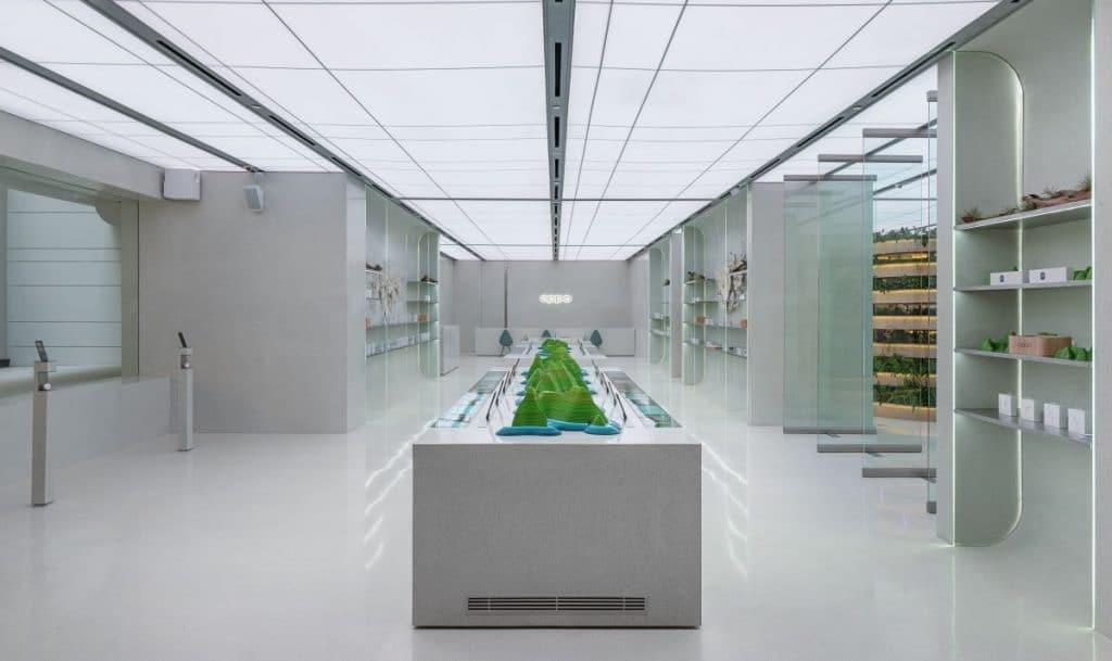 OPPO Gallery Indoor