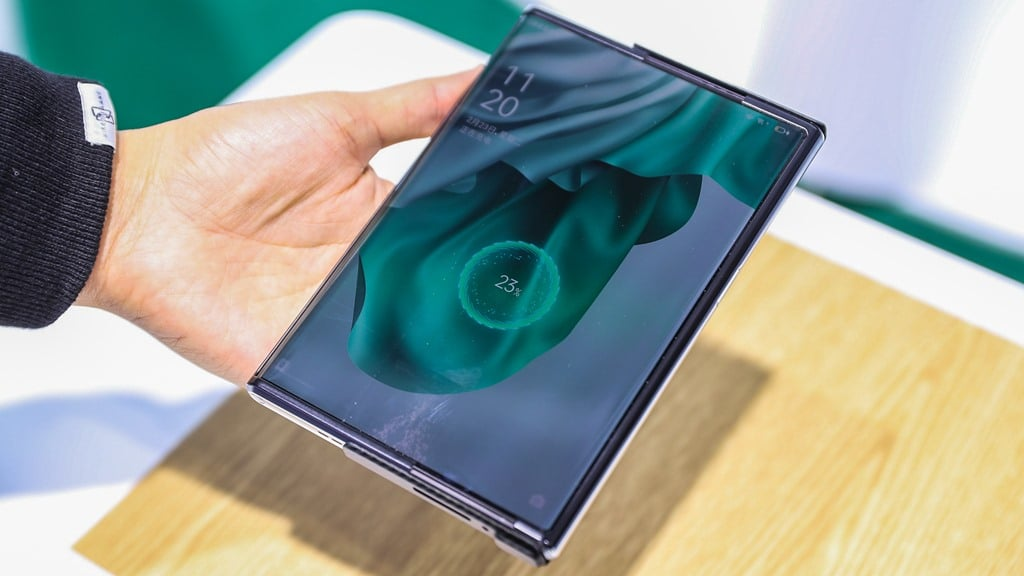 OPPO Wireless Charging The Flash Initiative - OPPO X 2021