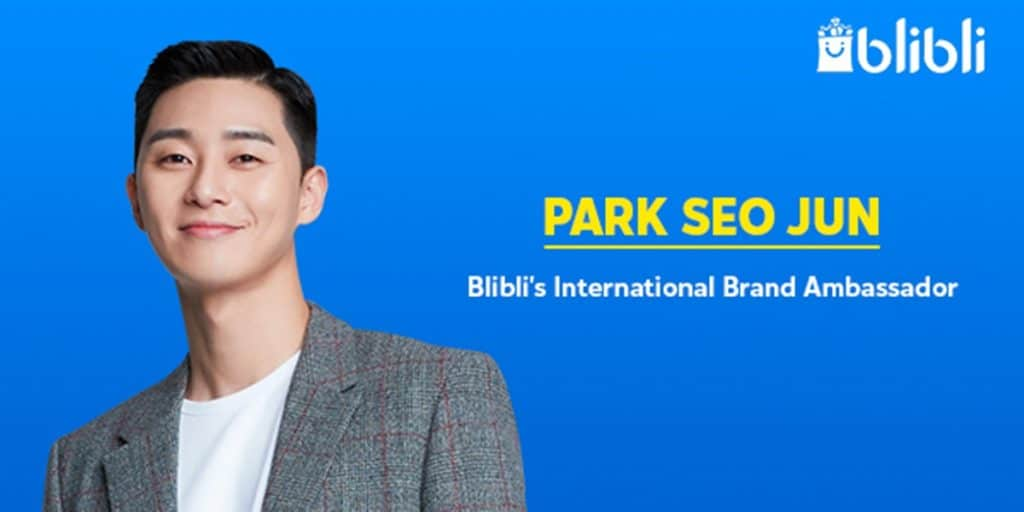 Park Seo Jun - Blibli