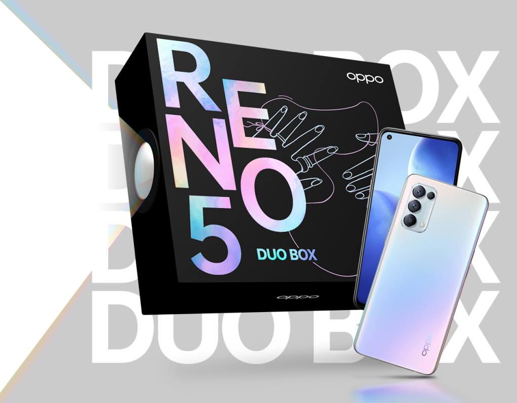 OPPO Reno5 Duo Box KV