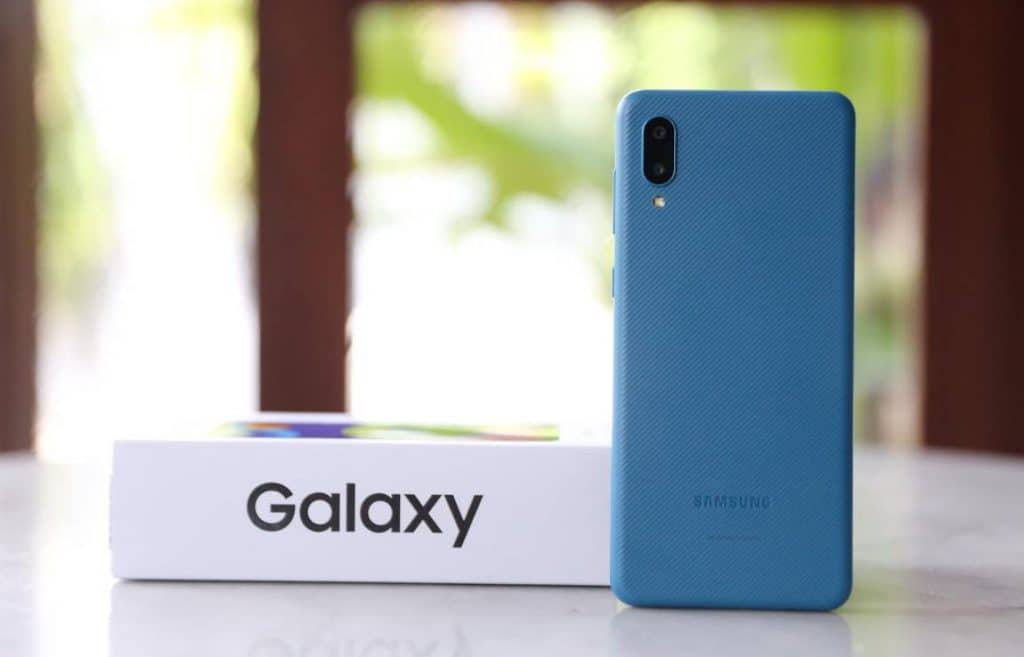 Samsung Galaxy M02 Harga Indonesia