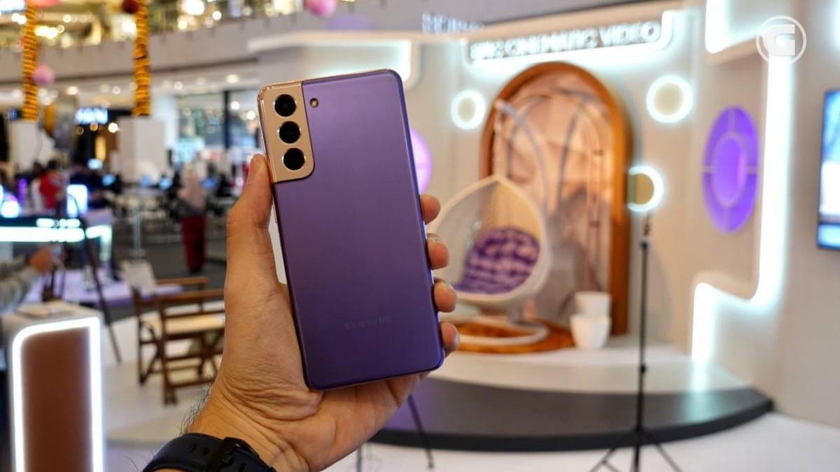 Samsung Galaxy S21 5G launch