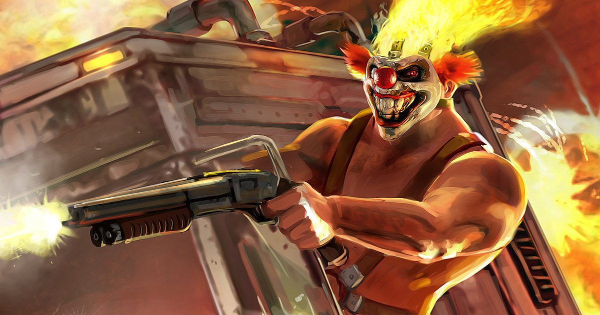 Twisted Metal Games