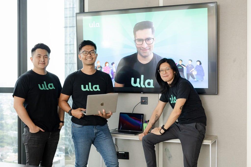 Co-founder Ula