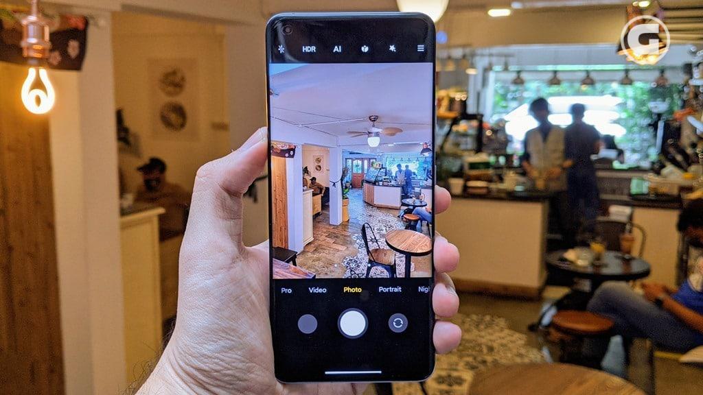 Kamera Xiaomi Mi 11
