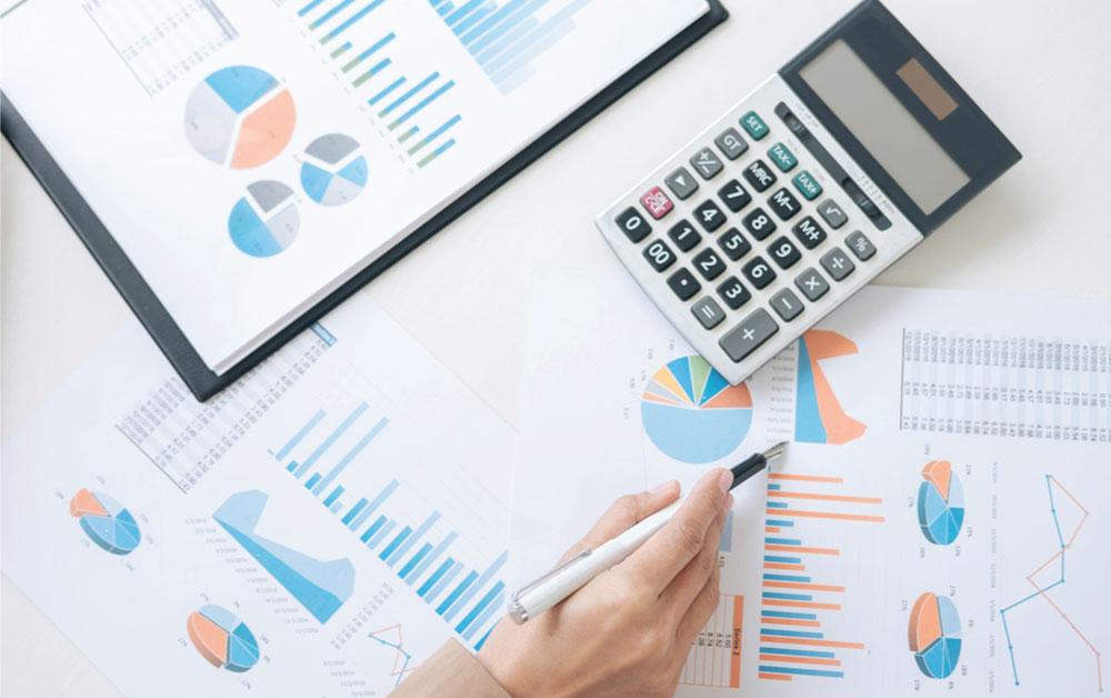 ilustrasi pinjaman keuangan