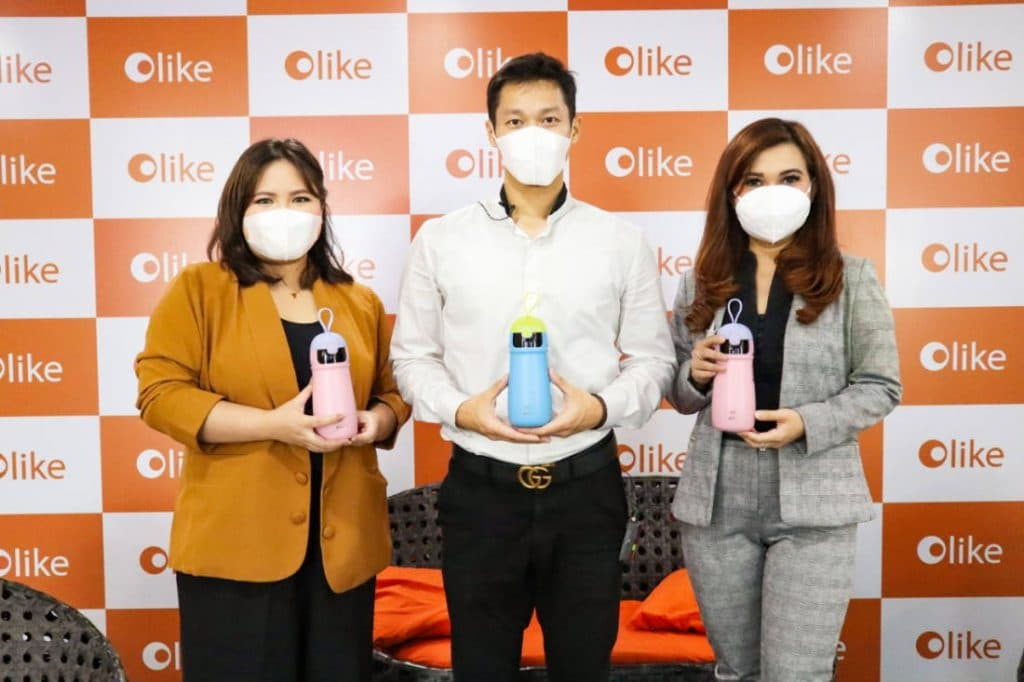 Harga Olike Smart Bottle