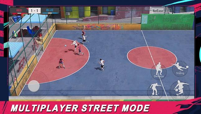 viva le football vivalefootball.com street mode
