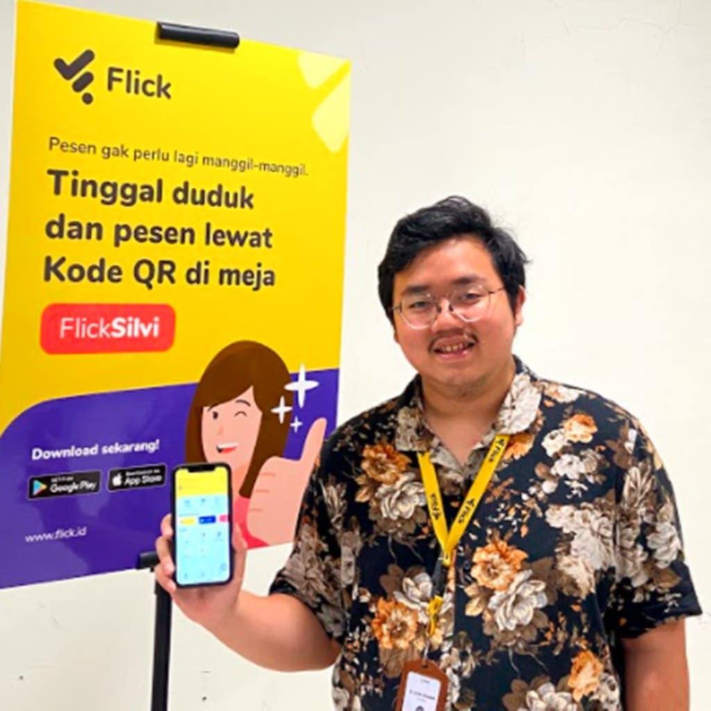 CEO Flick Thalla Hirasazari