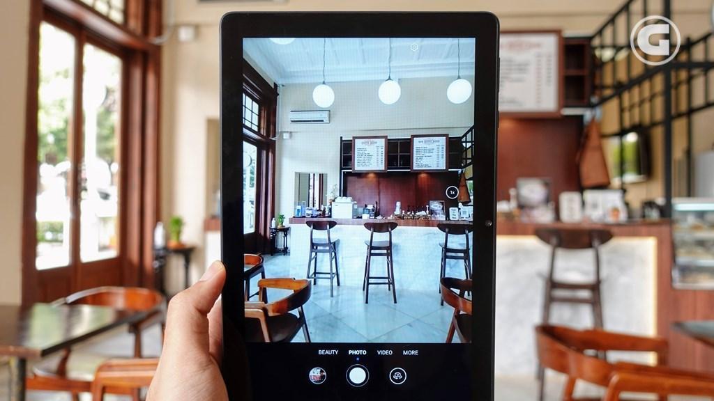 Kamera Huawei MatePad T10