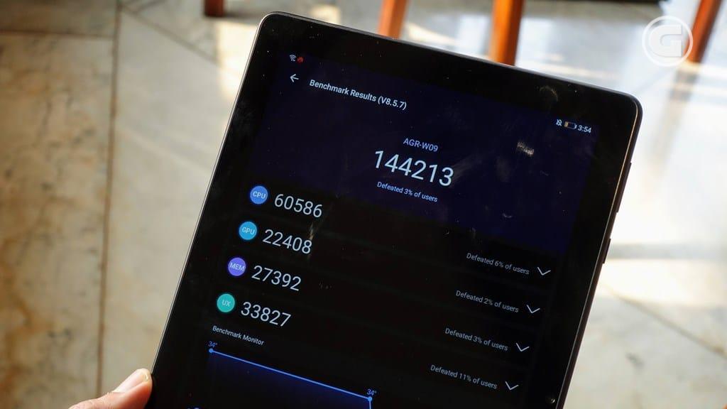 Antutu Huawei MatePad T10