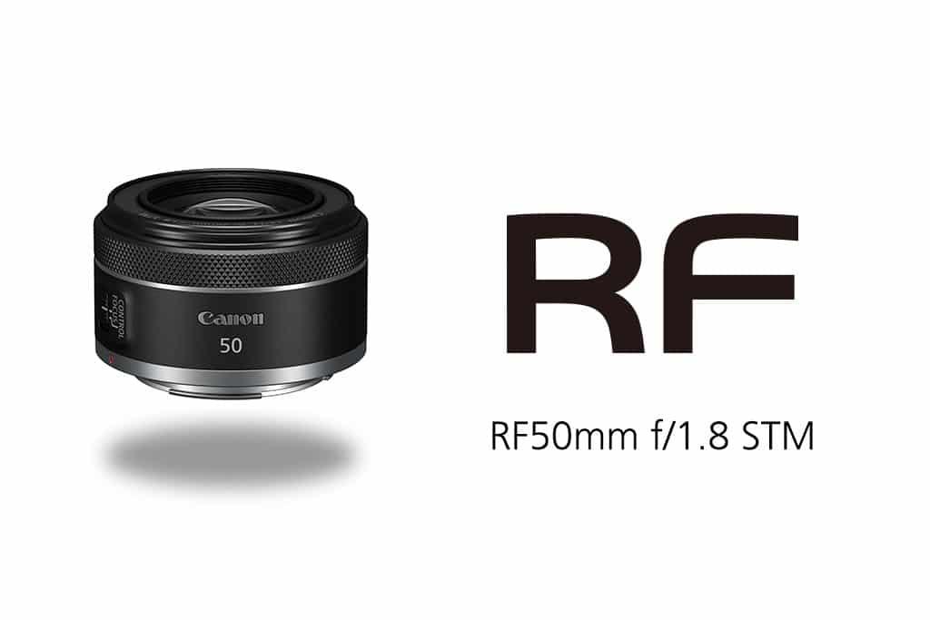 Lensa Canon RF 50mm