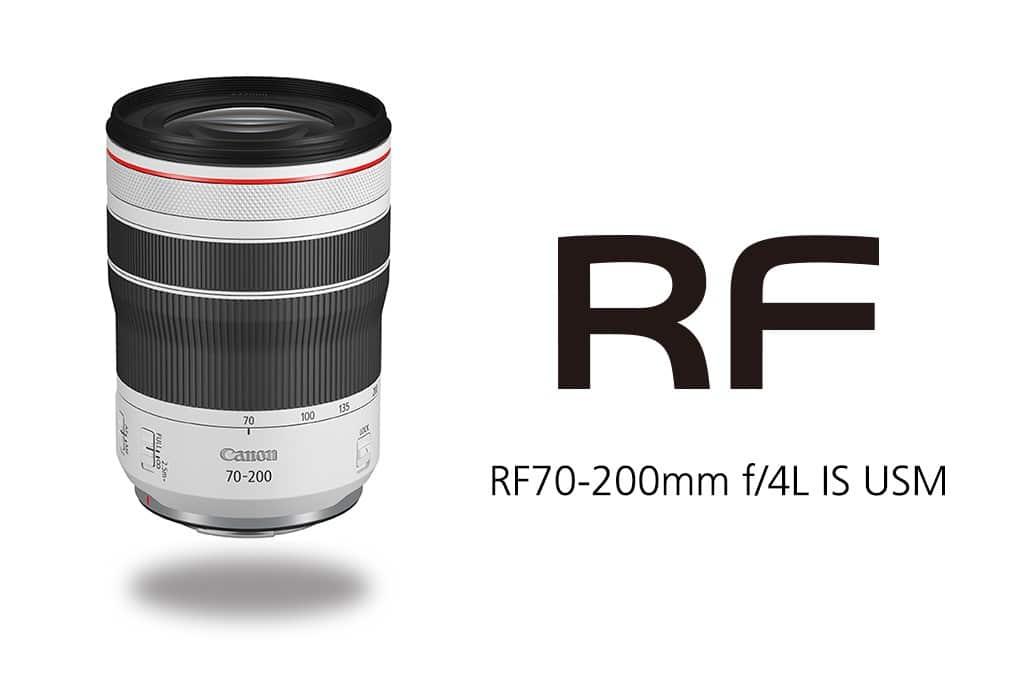Lensa Canon RF 70-200mm