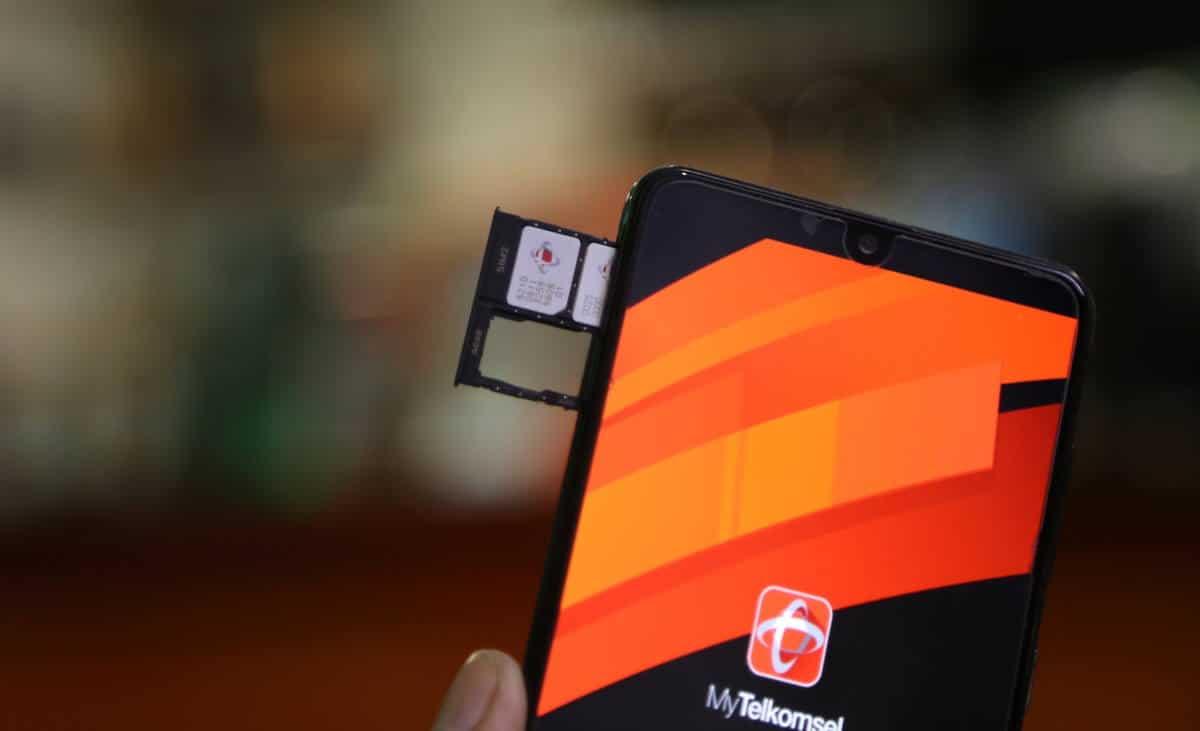 Tingkatkan Kartu Telkomsel 4G LTE