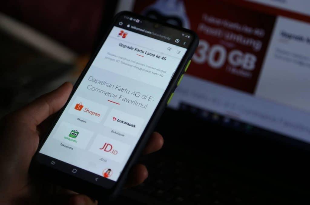 Migrasi untuk Upgrade Kartu 4G LTE Telkomsel