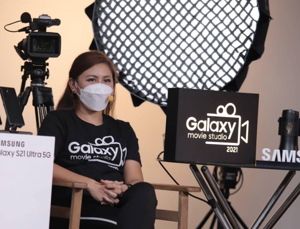 Miranda Warokka IT Mobile Marketing Director Samsung Electronics Indonesia