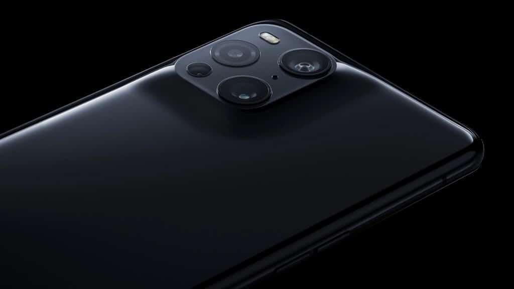 Kamera OPPO Find X3 Pro