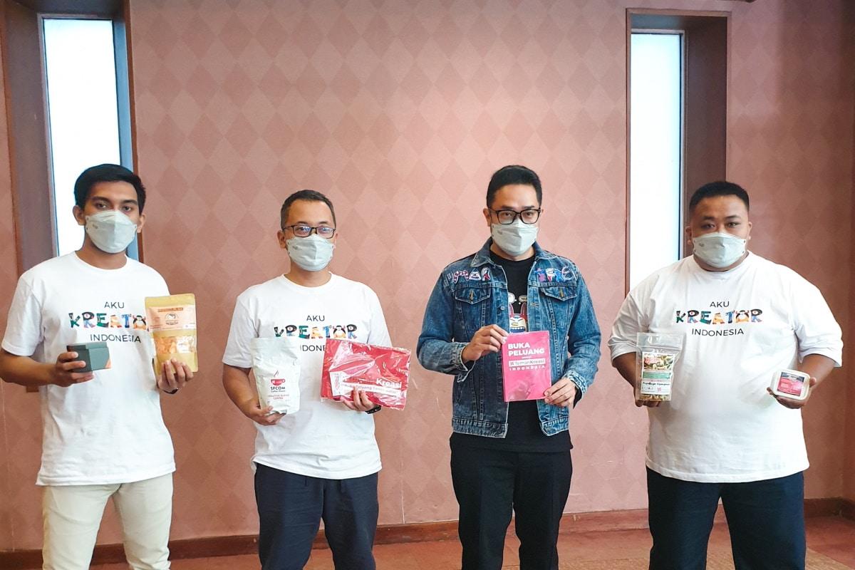 Smartfren Teman Kreasi Indonesia