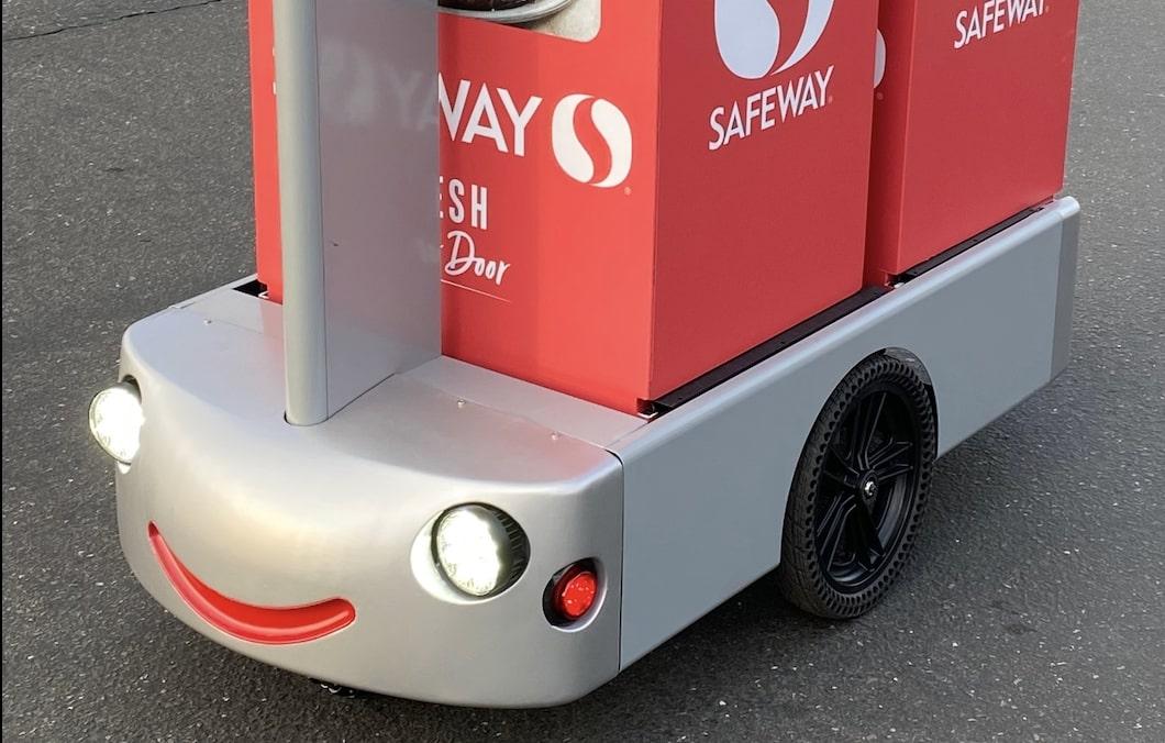 Robot Pengiriman Otomatis
