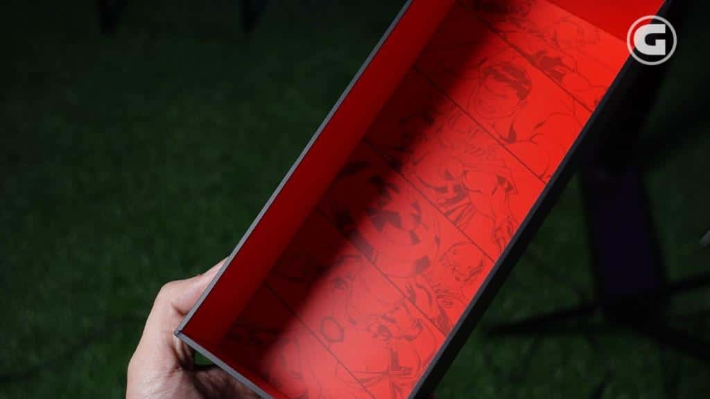 Kotak OPPO Reno5 Marvel