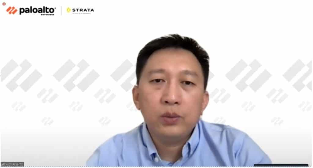 Yudi Arijanto, Systems Engineering Manager Indonesia, Palo Alto Networks
