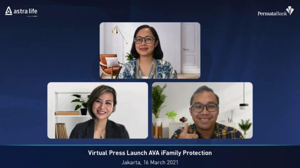 AVA iFamily Protection di PermataMobile X Astra Life