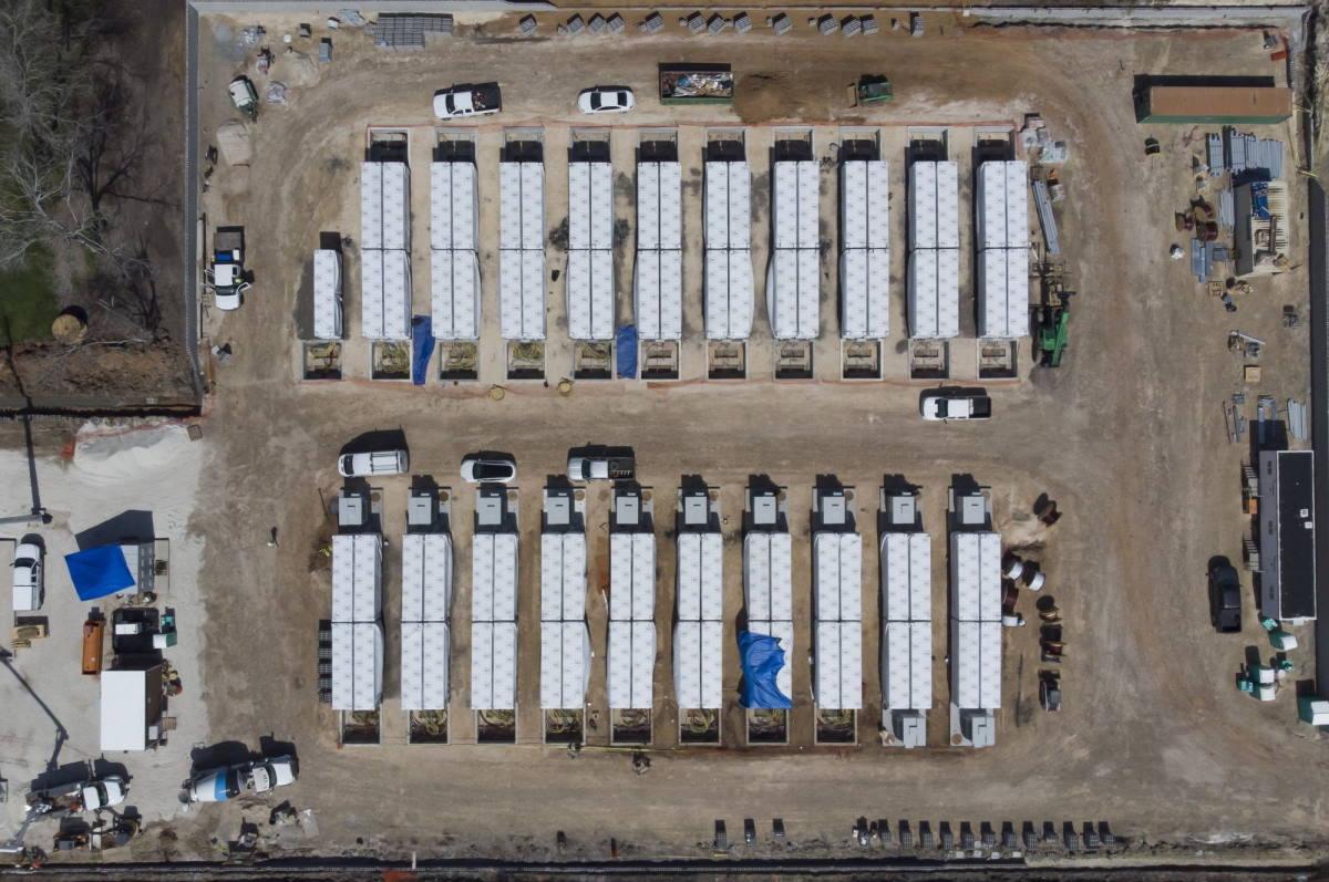 pabrik baterai tesla texas