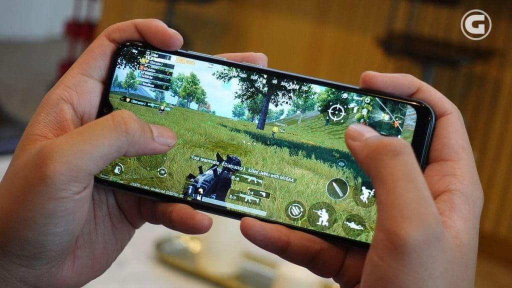 Performa Gaming realme narzo 30A