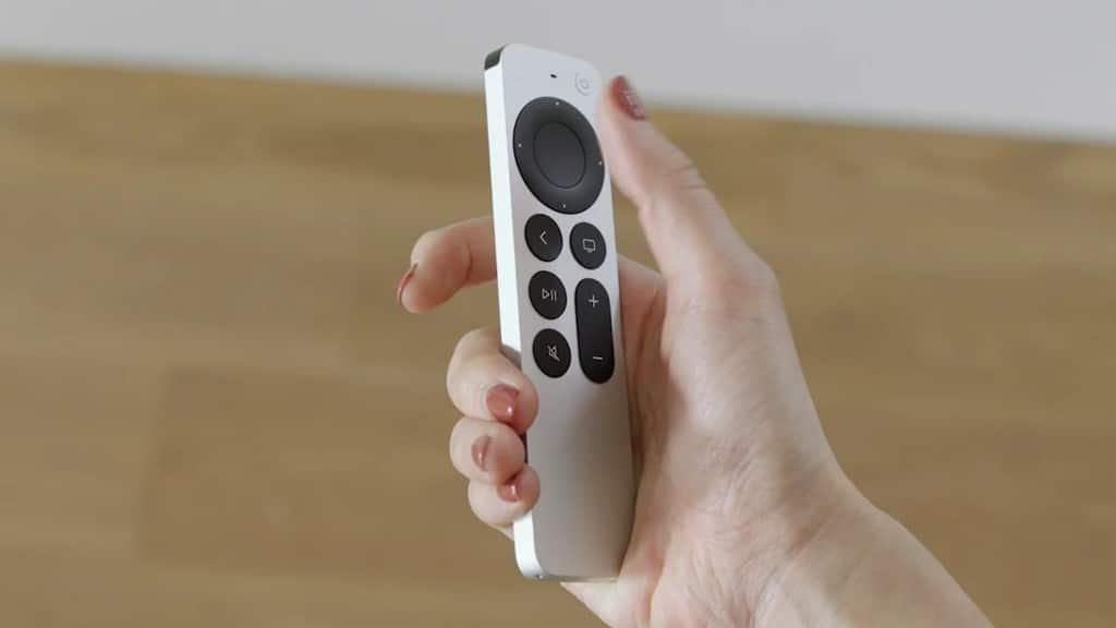 Apple TV 4K 2021 - Siri Remote
