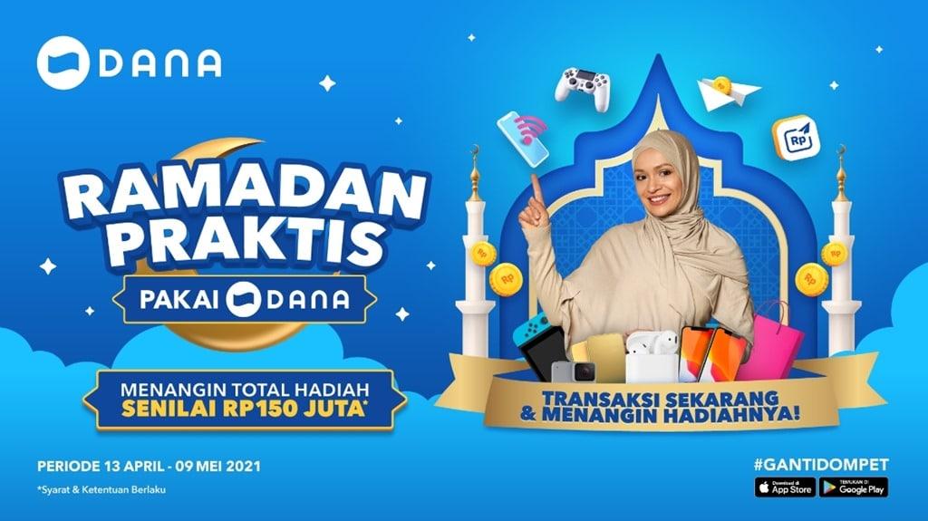 DANA Ramadan Praktis